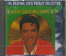 =A 1 CD ( 28 ) Original Elvis Presley Collection - Gold Records 4 - OVP in Folie