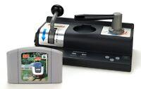 """Nintendo 64 N64 JAP NTSC-J """"Densha de Go! 64"""" Modul inkl. Taito Controller"""