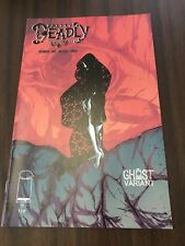 Pretty Deadly #1 Ghost Variant Image Comics