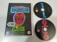 The Mighty Boosh Live - 2 x DVD English Region 2