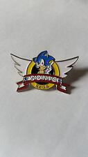 Pin's Sega Sonic / nintendo sega vintage / envoi gratuit !!