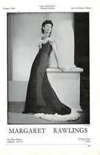 1936, Actors, Margaret Rawlings, Marcelle Rogez