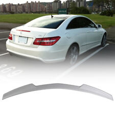 Mercedes Benz C207 E Coupe Convertible High Kick V Style Trunk Spoiler Painted
