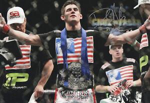 Dominick Cruz Signed UFC Photo   Autograph MMA 8x12