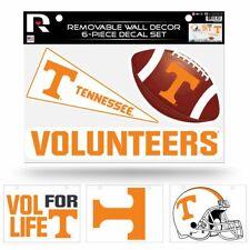 NCAA Tennessee Volunteers Team Decal 3-Pack