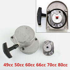 Metal Pull Start Manual Starter 49cc 50cc 60cc 66cc 70cc 80cc Motorized Bike ATV