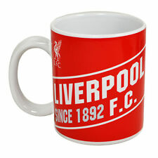 Liverpool Memorabilia Football Mugs & Tankards