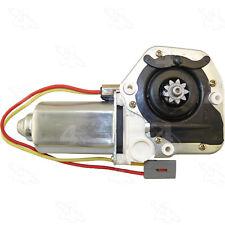 Power Window Motor Front Left AUTOZONE/ACI 83122