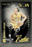 Jordan Clarkson 2014-15 Panini Noir /99 Rookie RC Los Angeles Lakers
