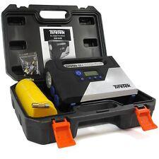 TireTek RX-i Digital Tyre Inflator Pump Portable Air Compressor 12V Auto cut off