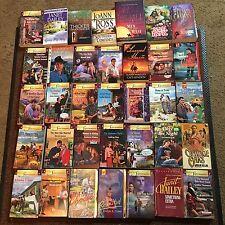 Harlequin Super Romance Seduction Passion Sex Erotic Lot Of 35 Books!