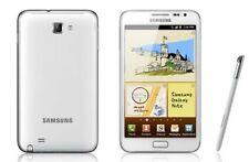 """Refurbished"" Samsung Galaxy Note GT-N7000 - 16GB - White (Unlocked) Smartphone"