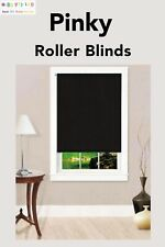 100% Blackout Roller Blinds Roller Shade Melbourne Stock Without Drill