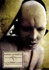 SOPOR AETERNUS & THE ENSEMBLE OF SHADOWS La Chambre D'Echo - CD + Book - Limited