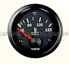 """VDO Water Coolant Temperature Gauge 40-120 Celsius 12V CV 2"""" 310-010-002K"""