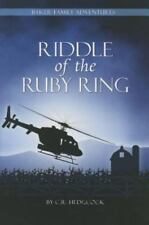 NEW - Riddle of the Ruby Ring (Baker Family Adventures)