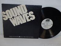 ATLANTIC Sound Waves PROMO LP PR-238 1975, Billy Cobham,MJQ, Rahsaan Roland Kirk