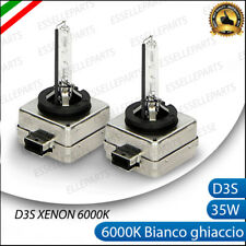 COPPIA LAMPADE XENON D3S 6000K SPECIFICHE PER AUDI A4 B8 AVANT