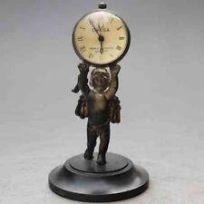 Rare angel The copper Watch sheet Originality Mechanical Watch Desk clock