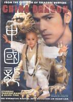 China Dragon DVD AKA Zhong Guo Long Shaolin Popeye Takeshi Kaneshiro Elvis Tsui