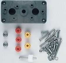 Wedico 1/16th Truck Coupler Gearbox for Twin Motor.