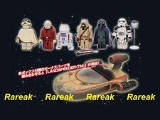 Medicom Kubrick DX3 Star Wars S3 DX Series 3 100% Landspeeder Set 7pcs