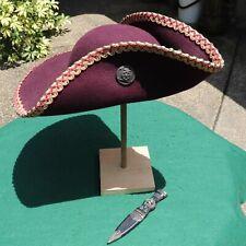 Custum made Ladies Mackay Pirate Hat & blade