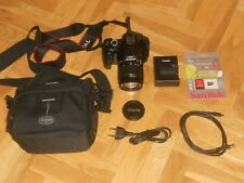 CANON EOS 1100D + OBJETIVO EFS 18-55 IS II + SD 64 Gb + BOLSA. PERFECTO ESTADO.