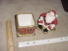 Fitz & 00004000 amp; Floyd Christmas Ho Ho Ho Lidded Box - 2003 Ne