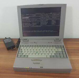 Laptop Toshiba Satellite 325CDS Pentium MMX 233MHz 32MB Floppy CD-Rom USB