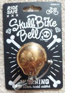 Suck UK Skull Bike Bell NEW & On SALE!