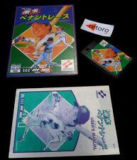 GEKITOTSU PENNANT RACE MSX MSX2 MegaRom RC-757 Japanese Complete Konami