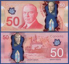 Canada/Canada 50 dollars 2012 Polymer UNC P. NEW