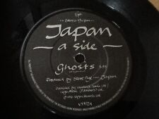 JAPAN . GHOSTS  . 1981 HIT . CLASSIC 1980's