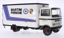 #30043 - Premium ClassiXXs Mercedes LP 608 service-Camion-MARTINI - 1:18