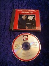 CD.BEETHOVEN PIANO SONATAS.JOHN OGDON.MOONLIGHT IMP RECORDS.CLASSICAL.