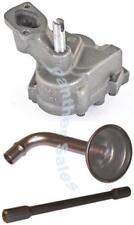 Melling Chevy BBC 396 402 427 454 High Volume Oil Pump Screen Steel Drive Shaft