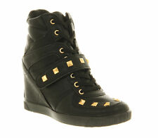 Synthetic Mid Heel (1.5-3 in.) Boots OFFICE for Women