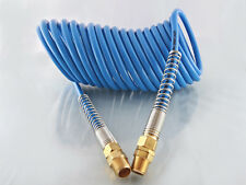 8 mm x 10 Metres  Recoil hose 1/4 bsp Air Compressor pipe useful for tools etc