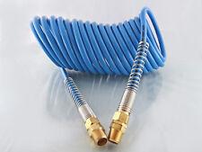 8 mm x 10 mètres Recoil tuyau 1/4 bsp compresseur d'air tuyau utile pour les outils etc
