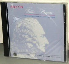 Reference Recordings CD RR-27: Albert Fuller plays Rameau - OOP 1988 USA SEALED