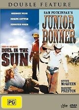 Duel In The Sun / Junior Bonner (DVD, Region 4) - Brand New, Sealed