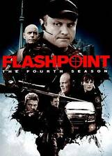 Flashpoint: Season 4 (DVD, 2012, 3-Disc Set) Brand New Sealed