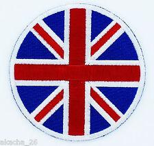 Patch Ecusson Drapeau UK ROYAUME UNI ANGLAIS NEUF