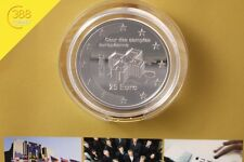 25 Euro Luxemburg 2007 Rechnungshof PP Silber