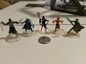 Magic MTG Arena of the Planeswalkers 5 Replacement Figures Desk Toys Repurpose