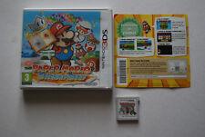 PAPER MARIO STICKER STAR  - NINTENDO 3DS