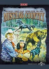 Mustang Country DVD