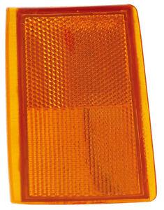 Side Marker Light for 88-93 Chevy C10/K10 CK Pickup/92-93 Tahoe/Suburban Right