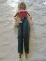 1999 Barbie Generation Girl Doll Dance Party